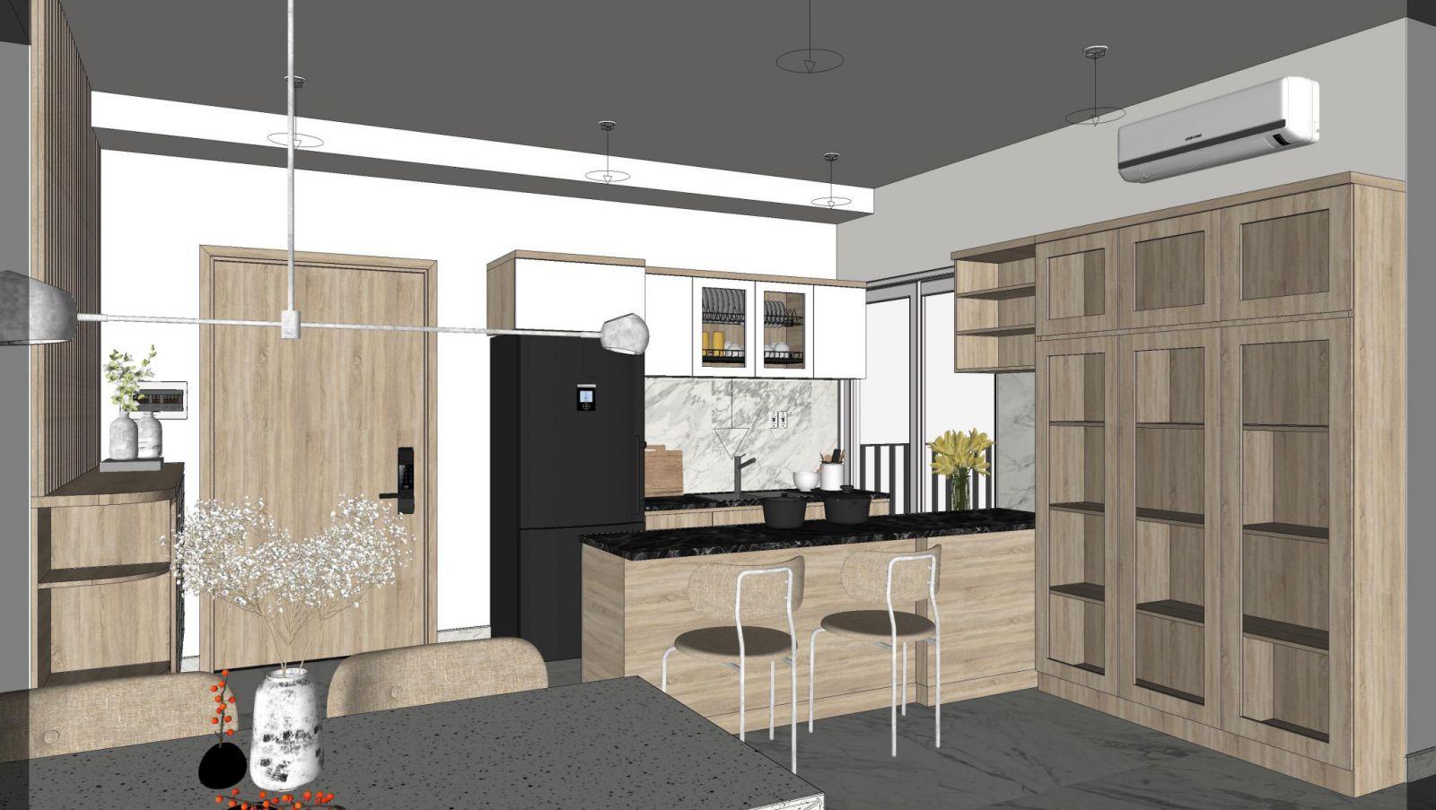 Thiết kế nội thất gia dụng