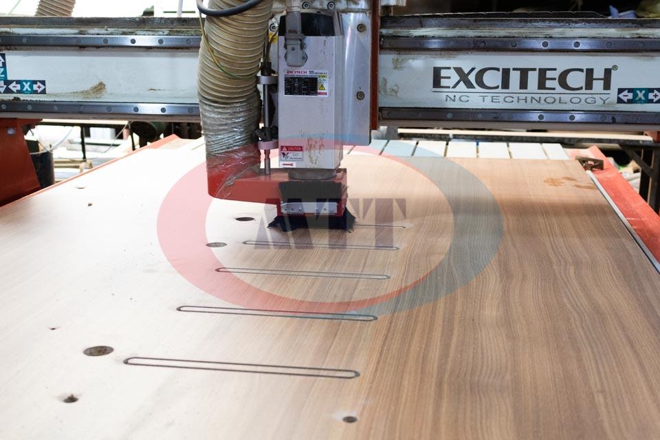 Gia công CNC gỗ công nghiệp