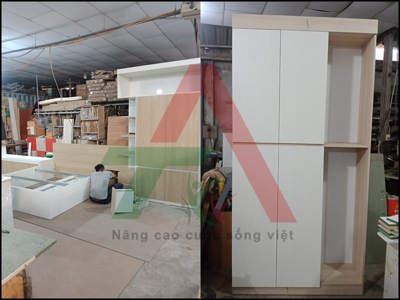 xưởng sản xuất gỗ công nghiệp Bình Chánh